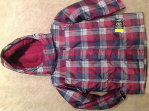 New - Girls Winter Coat - size 6