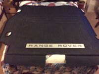 Range Rover Sport Boot Liner/luggage/dog guard