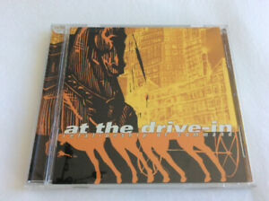 """At The Drive In - """"Relationship of Command"""" - cd (like new) - $3"""