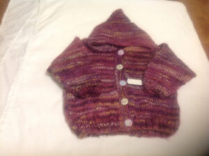Baby's Home knit sweater sets