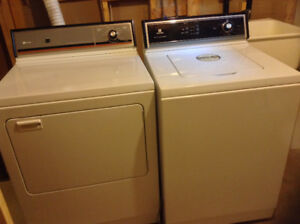 Washer Dryer set..