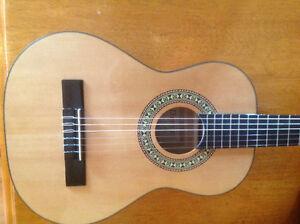 Denver half size guitar