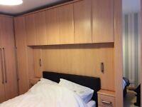 Large Bedroom Storage Unit, Shelves, Drawers (Dismantled, Parts)
