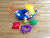 Fisher Price Liitle People Boat