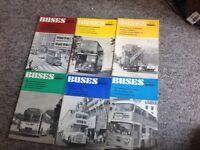 Buses magazine x60 £1 each