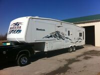 2005 Montana fifth wheel (NEW PRICE)