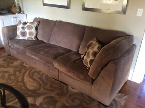 2 Sofas (Sectional)