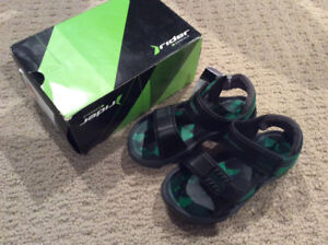 NEW toddler boys Rider sandals