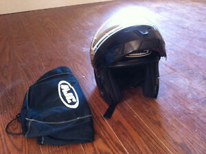 HJC CL-MAX2 Motorcycle Helmet (Size Large)