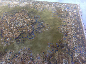100% wool rug for sale