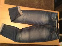 NEXT boys style trousers size 10 long