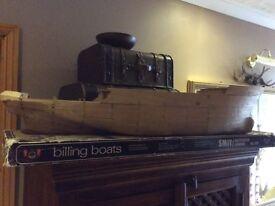 Smit Rotterdam London billing boat part built