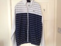 Genuine Mens Lacoste tracksuit top