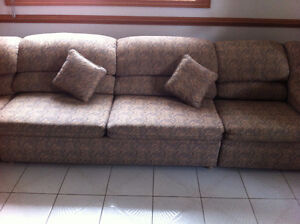 8 pieces sectional couch Windsor Region Ontario image 10
