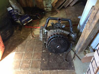 19 hp briggs and stratton lawn mower engine