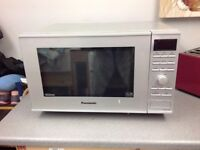Large capacity 45ltr Panasonic microwave and grill