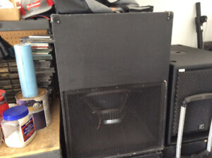 Pro Subwoofers for sale