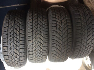Winter tires 215 60R 15 94T Goodyear Ultra Grip
