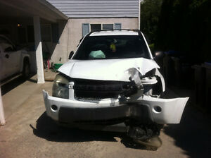 Equinox was in accident