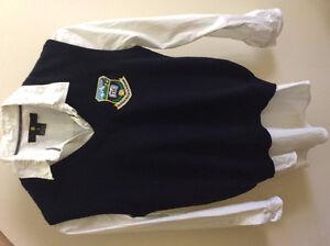 TLC Uniforms including Kilt, Vest, Cardigan, Pant, Shirt,T-Shirt