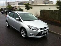 Ford Focus 1.6TDCi ( 115ps ) 2012.75MY Zetec