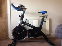 Roger Black spin exercise bike