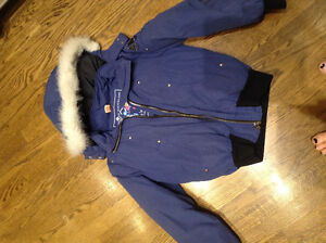 Moose Knuckles Winter Jack (similar to Canada Goose)