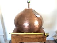 Copper table lamp New