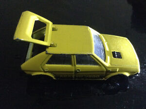 Vintage antique Majorette FIAT RITMO - Made in France
