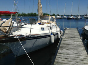 Bayfield 29 sailboat