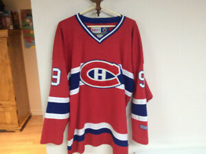 Chandail Canadiens 50$