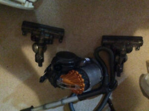 Dyson 23 vacuum cleaner for parts