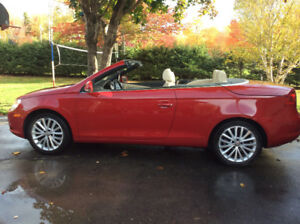 2007 Volkswagen Eos Highline Convertible