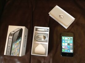iPhone 4s 16gb Fully working, unlocked - very good condition + extras