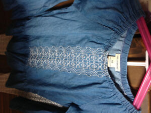 Never Worn Girls Size 6x Lucky Brand Outfit