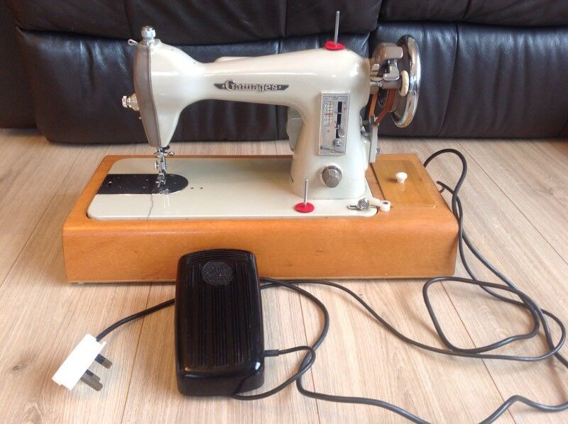 Gamages Sewing Machine In Good Working Order In Sidcup London Simple Gamages Sewing Machine