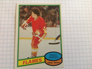 1980 - 81 O-PEE-CHEE Hockey Cards