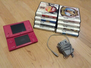 Pink Nintendo DSi for sale