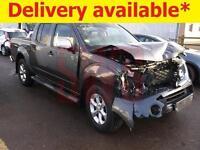 2013 Nissan Navara Tekna DCi 2.5 DAMAGED REPAIRABLE SALVAGE