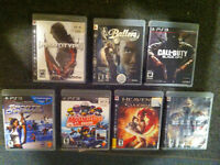 assorted ps3 games (7)