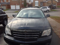 2008 Chrysler Pacifica SUV, value:wholesale $7550 & retail $9525
