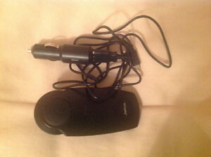 Car hands free Bluetooth speaker