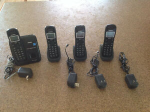 Uniden Dect 6.0 telephone system