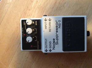 F/s f/t boss ns2 noise supressor London Ontario image 1
