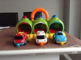 ELC Emergency Vehicles