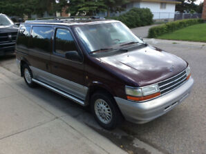 1994 Plymouth Voyager - 10th Anniversary Edition