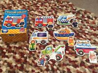 Orchard Toys 2 and 3 piece Toddler Puzzles
