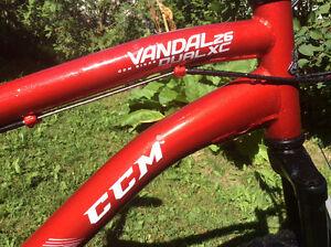 Vélo de montagne Vandac Dual XC 26 CCM neuf Lac-Saint-Jean Saguenay-Lac-Saint-Jean image 2