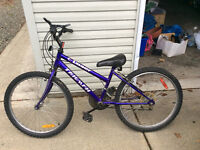 2 Children's bicycles selling seperately