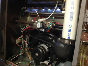 Furnace and duct relocation, new duct system and add heat runs